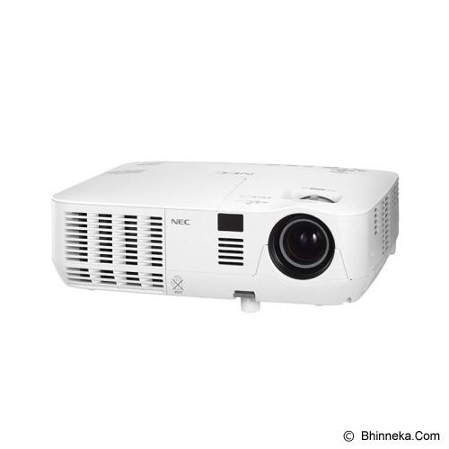NEC Projector [V300W] (Merchant) - Proyektor Seminar / Ruang Kelas Sedang